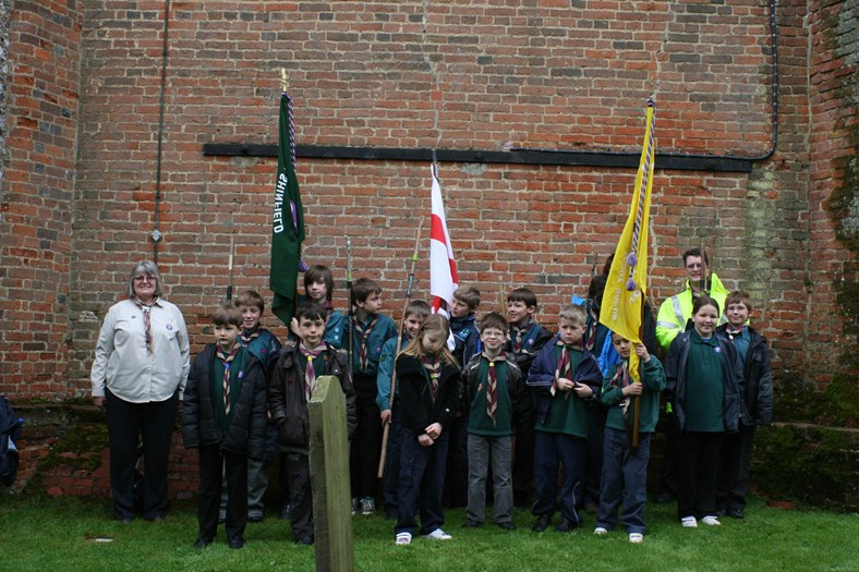 1st Shinfield (St Marys) Scout Group