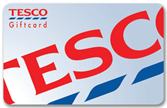 £2 Tesco e-gift card