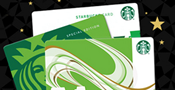 £2.50 Starbucks e-gift card