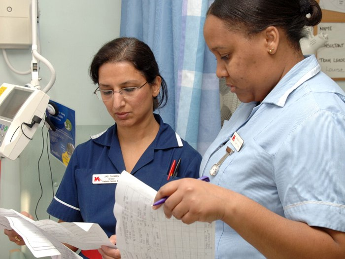 Cancer Research Nurses