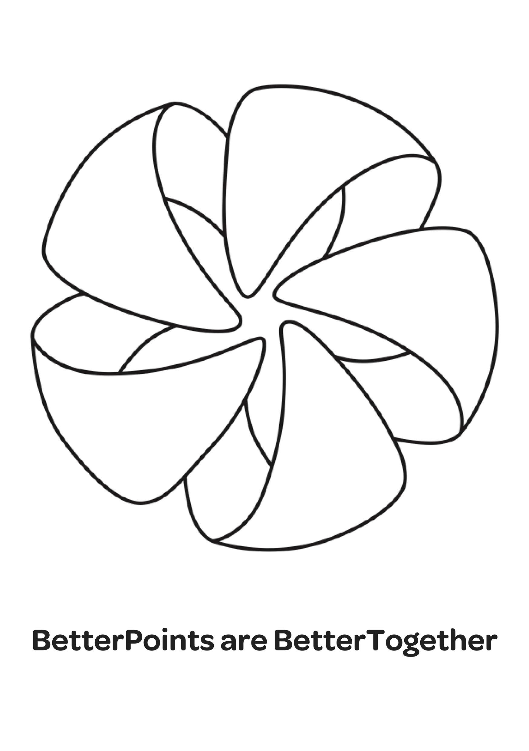 betterpoints colouring wheel